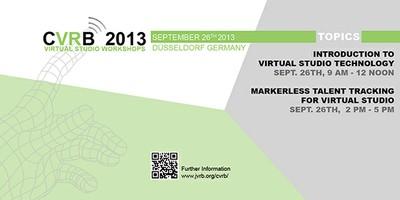 CVRB2013 Banner