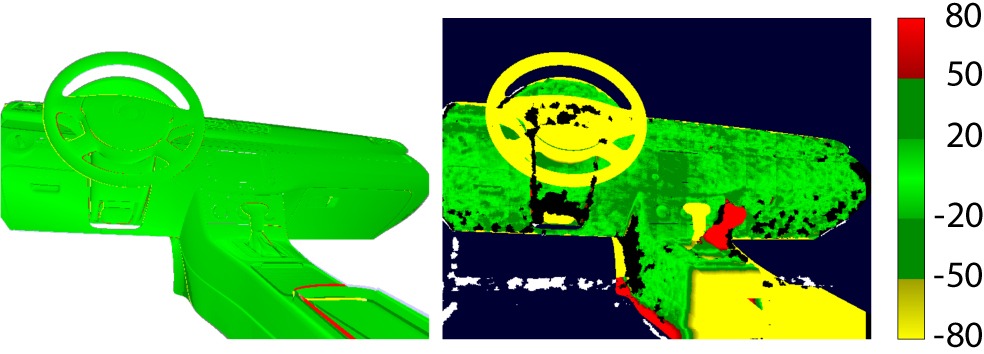 Real-time depth camera tracking with CAD models and ICP — JVRB